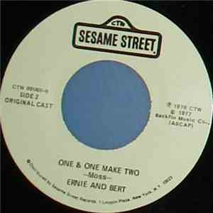 Sesame Street - Just One Me / One & One Make Two album FLAC