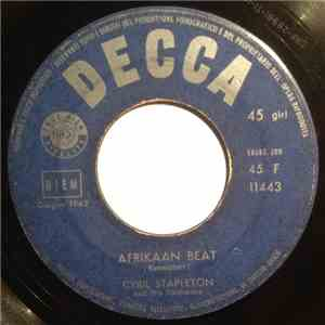 Cyril Stapleton And His Orchestra - Afrikaan Beat / My Sad Girl album FLAC