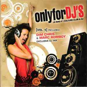 Various - Only For DJ's Vol.5 album FLAC