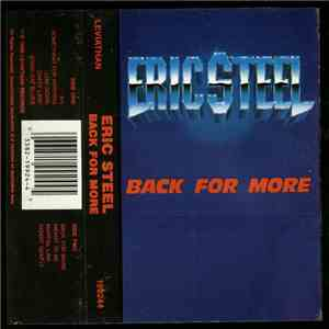Eric Steel - Back For More album FLAC