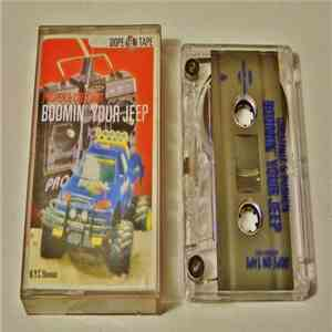 Pushen & Chestnut - Boomin' your Jeep album FLAC