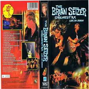 The Brian Setzer Orchestra - Live In Japan album FLAC