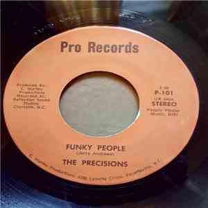 The Precisions  - Funky People album FLAC