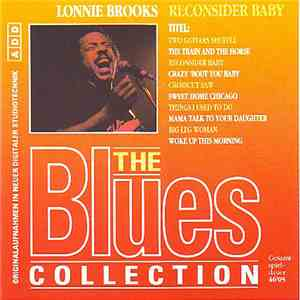 Lonnie Brooks - Reconsider Baby album FLAC