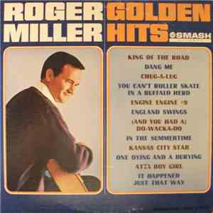 Roger Miller - Golden Hits album FLAC
