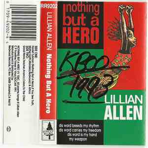 Lillian Allen - Nothing But A Hero album FLAC