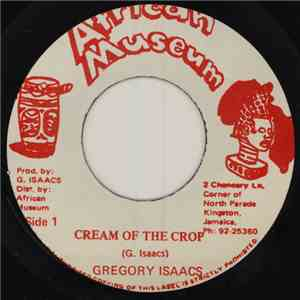 Gregory Isaacs - Cream Of The Crop album FLAC