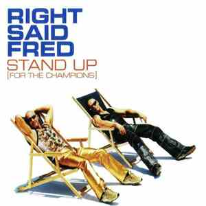 Right Said Fred - Stand Up (For The Champions) album FLAC
