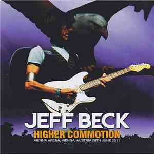 Jeff Beck - Higher Commotion album FLAC