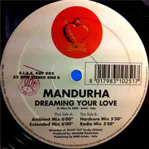 Mandurha - Dreaming Your Love album FLAC