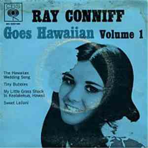 Ray Conniff - Ray Conniff Goes Hawaiian Vol. 1 album FLAC
