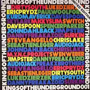 Various - Kings Of The Underground 001 Sampler album FLAC