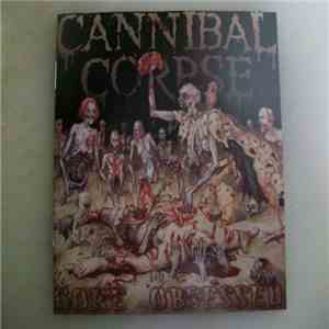 Cannibal Corpse - Gore Obsessed album FLAC