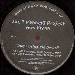 Joe T. Vannelli Project Feat. Vlynn - Don't Bring Me Down album FLAC