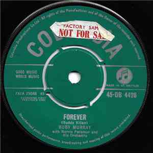 Ruby Murray With Norrie Paramor And His Orchestra - Forever album FLAC