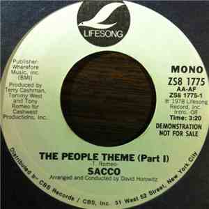 Sacco - The People Theme (Part I) album FLAC