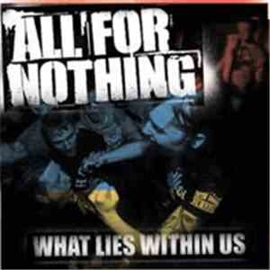 All For Nothing - What Lies Within Us album FLAC