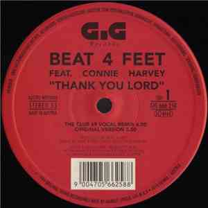 Beat 4 Feet Feat. Connie Harvey - Thank You Lord album FLAC