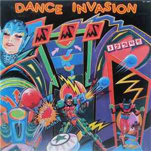 Various - Dance Invasion album FLAC