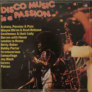 Various - Disco Music Is A Passion album FLAC