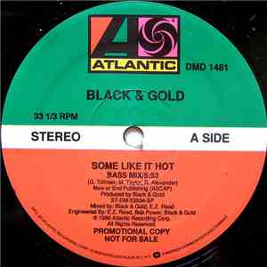 Black & Gold - Some Like It Hot album FLAC