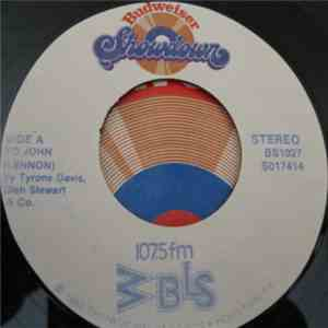 Tyrone Davis, Glen Stewart And Co. / Attitude - To John (Lennon) / We Got The Juice album FLAC