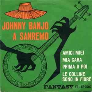 Johnny Banjo - Johnny Banjo A Sanremo album FLAC