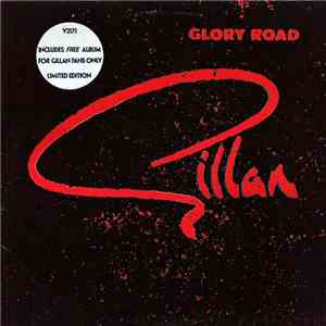 Gillan - Glory Road / For Gillan Fans Only album FLAC