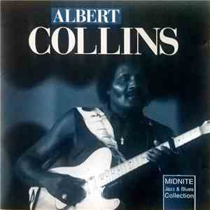 Albert Collins - Texas Blues album FLAC