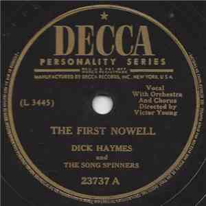 Dick Haymes And The Song Spinners - The First Nowell album FLAC