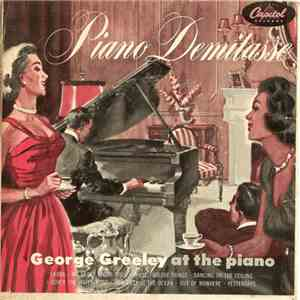 George Greeley - Piano Demitasse album FLAC