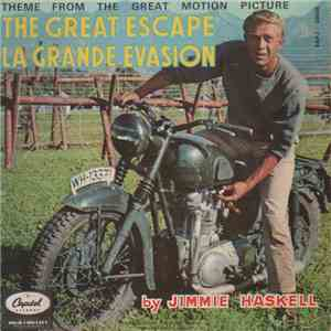 Jimmie Haskell And His Orchestra - The Great Escape - La Grande Evasion album FLAC