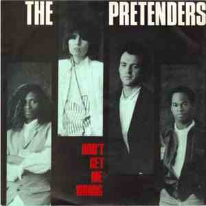 The Pretenders - Don't Get Me Wrong album FLAC