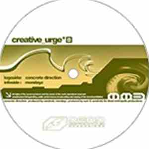 Creative Urge - Concrete Direction / Mondayz album FLAC