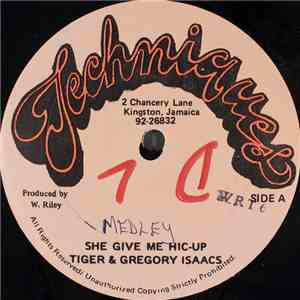 Tiger & Gregory Isaacs - She Give Me Hic-Up album FLAC