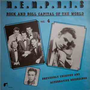 Various - Memphis Rock And Roll Capital Of The World Vol.4 album FLAC