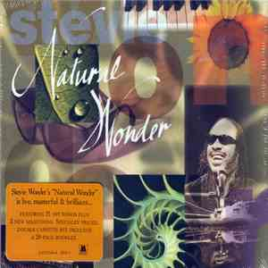 Stevie Wonder - Natural Wonder - Live In Concert album FLAC