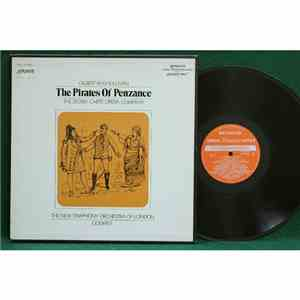 D'Oyly Carte Opera Company, The New Symphony Orchestra Of London - Gilbert & Sullivan - The Pirates Of Penzance album FLAC