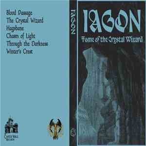 Iagon - Tome Of The Crystal Wizard album FLAC