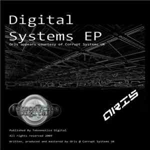 Oris - Digital Systems EP album FLAC