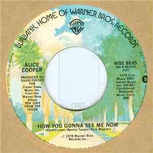 Alice Cooper  - How You Gonna See Me Now album FLAC