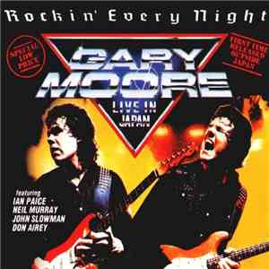 Gary Moore - Rockin' Every Night - Live In Japan album FLAC
