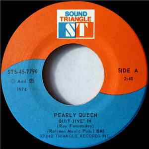 Pearly Queen - Quit Jive' In / Jungle Walk album FLAC