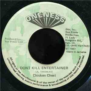 Chicken Chest - Don't Kill Entertainer album FLAC