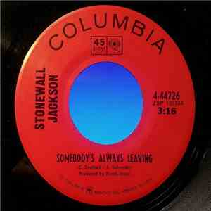 Stonewall Jackson - Somebody's Always Leaving album FLAC