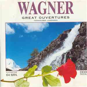 Richard Wagner - Great Ouvertures album FLAC