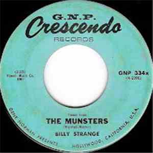 Billy Strange - Theme From The Munsters / Goldfinger album FLAC
