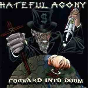 Hateful Agony - Forward Into Doom album FLAC