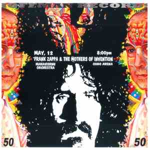 Frank Zappa & The Mothers Of Invention - Frank Zappa & The Mothers Of Invention Cobo Arena album FLAC