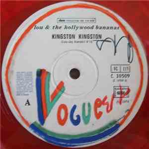 Lou & The Hollywood Bananas / Two Man Sound - Kingston, Kingston / Que Tal America album FLAC